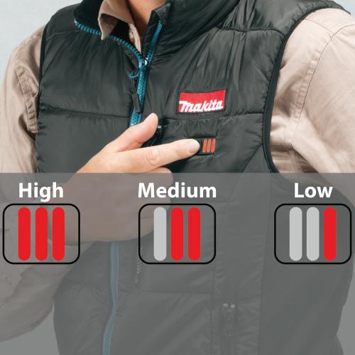 Makita Heated Jackets