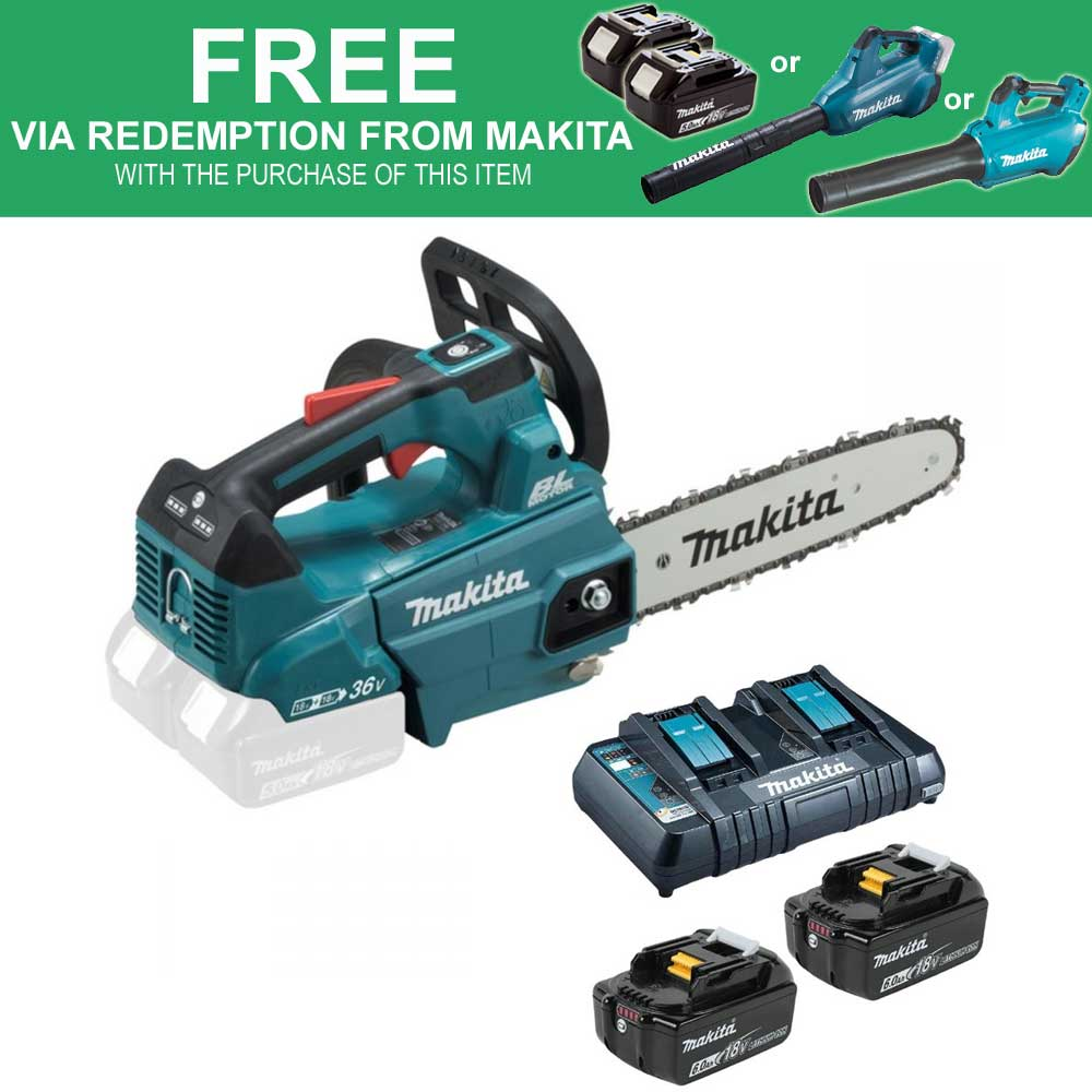 Makita DUC256PG2 Chainsaw