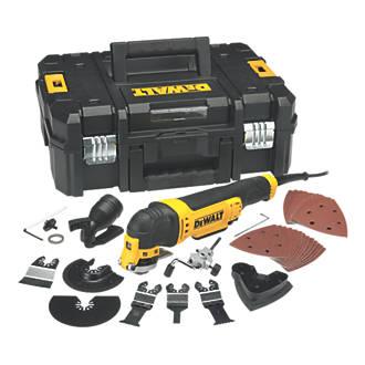 Dewalt DWE315KT corded multi tool