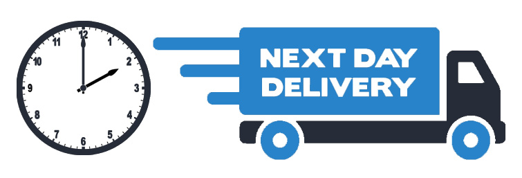 Next Day Delivery Extended