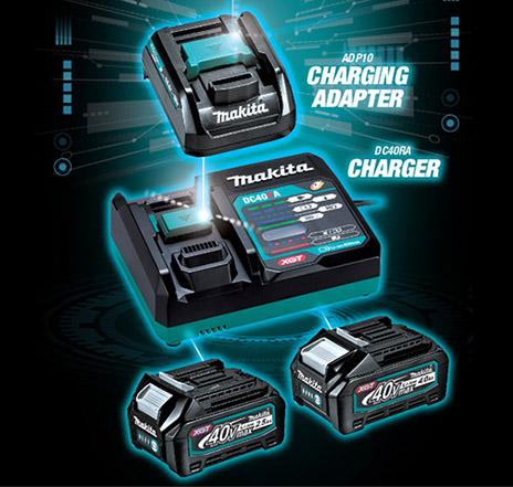 Makita XGT Battery Charger Adaptor