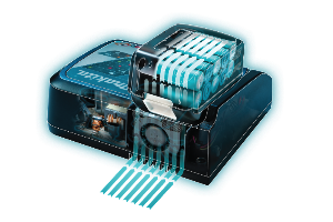 Makita Active Cooling