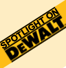 Dewalt DT4820 Flat Boring Wood Drill Bit Flatwood 20mm x 160mm DT4820-QZ