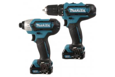 Makita Expands Compact And Powerful 10.8V Lithium-Ion Range