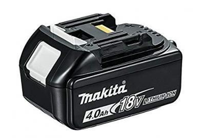 Makita Introduce 4.0ah Li-Ion Batteries!