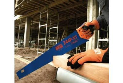Go Pro With The New Blue44 Bahco Saw