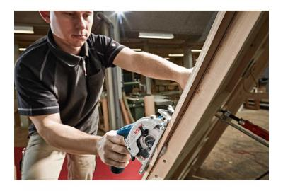 New Bosch Circular Saw & Jigsaw Arrive