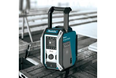 Where Is My Makita Aerial? Problem Solved by The Makita DMR115 Radio