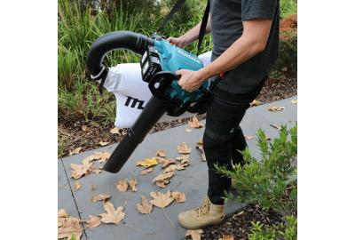 Blower, Mulcher, Vacuum - Have It All With Makita DUB363ZV