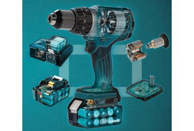 Makita Power Tools Cordless Innovation