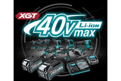 Makita New Generation 40v Max XGT Range