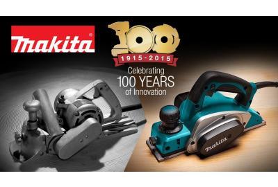 Makita Celebrates 100 Years