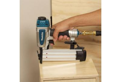 Don't Forget The Makita AF505 Nailer