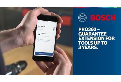 Bosch 3 Year Warranty - The Latest