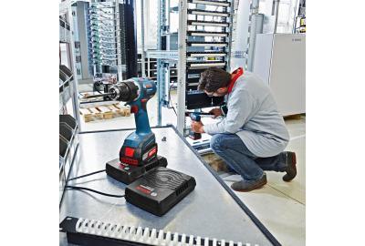 Bosch Wireless 18v Battery Charging System