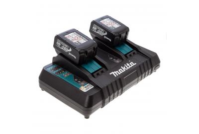 Save Time With The Makita DC18RD Twin Charger