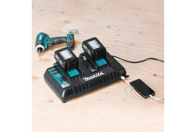 Makita Rapid Optimum Charging