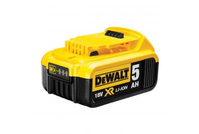 Dewalt 5.0Ah 18v Batteries Have Arrived