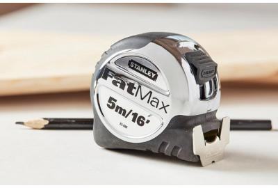 Stanley Tape Measures – Accuracy Comes As Standard