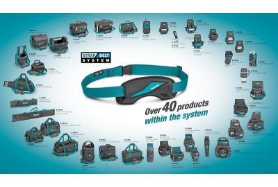 The Makita Strap Belt Storage System