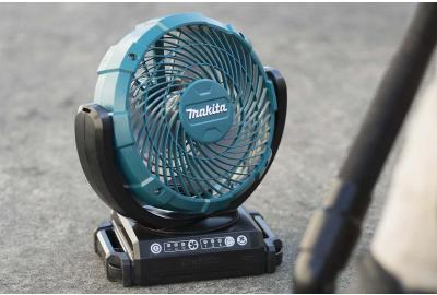 Keeping Cool With Makita