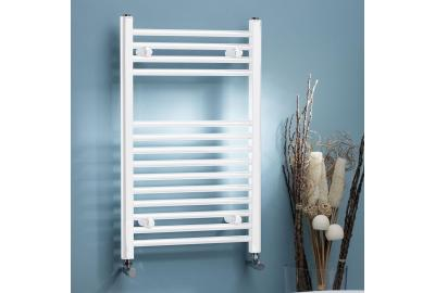 Kartell Keep Us Warm With Their New White Towel Rails