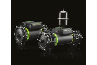 Boosting Water Pressure with Salamander Pumps' Right Pumps Range