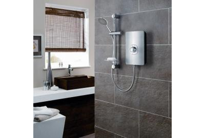 Slim and Sleek Triton Aspirante Electric Shower
