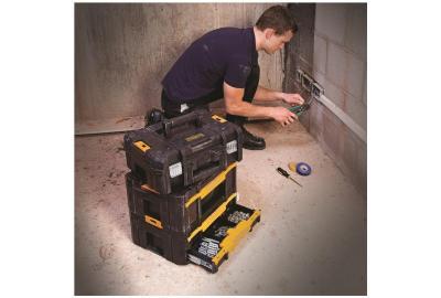 Dewalt TSTAK Tool Boxes & Organisers