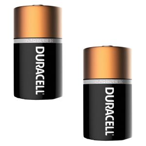 Duracell C Cell Alkaline Batteries Pack Of 2 DURCK2P