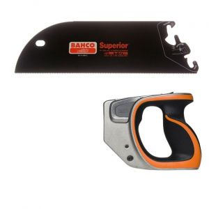 Bahco EX-14-VEN-C Ergo Handsaw Fine Cutting in Hard Wood 14in EX-RL Right Hand