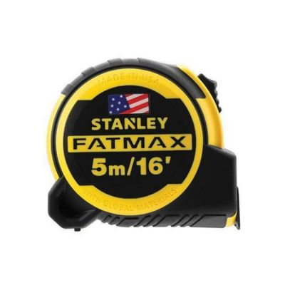 Stanley 5m 16ft Ultra Compact FatMax Tape Measure Next Gen STA036317 FMHT36317-0