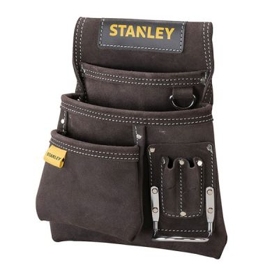 Stanley STA180114 Leather Nail and Hammer Pouch STST1-80114