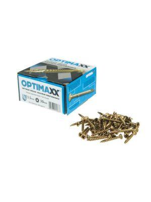 Optimaxx C288-315 x200 3.5 x 30mm Countersunk ZYP High Performance Woodscrews
