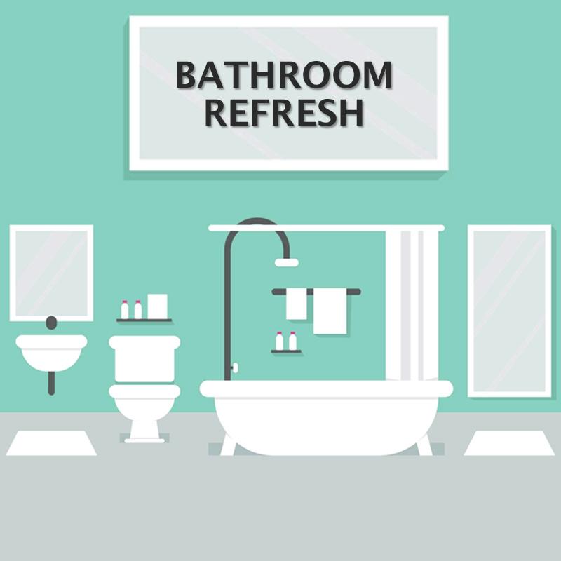 Bathroom Refresh
