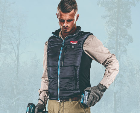 Heated Jackets - Stay Warm This Winter