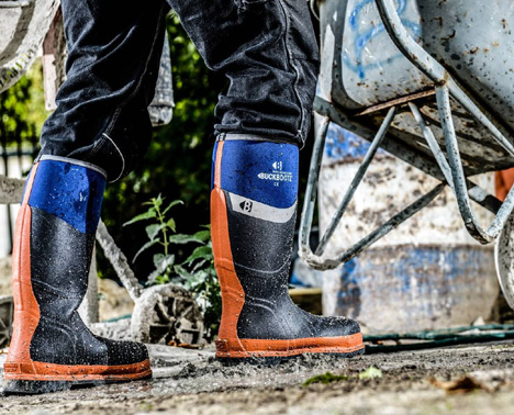 Safety First With Buckler Boots