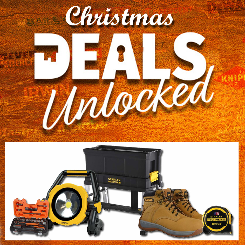 Christmas Deals Unlocked