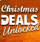 Christmas Deals Unlocked