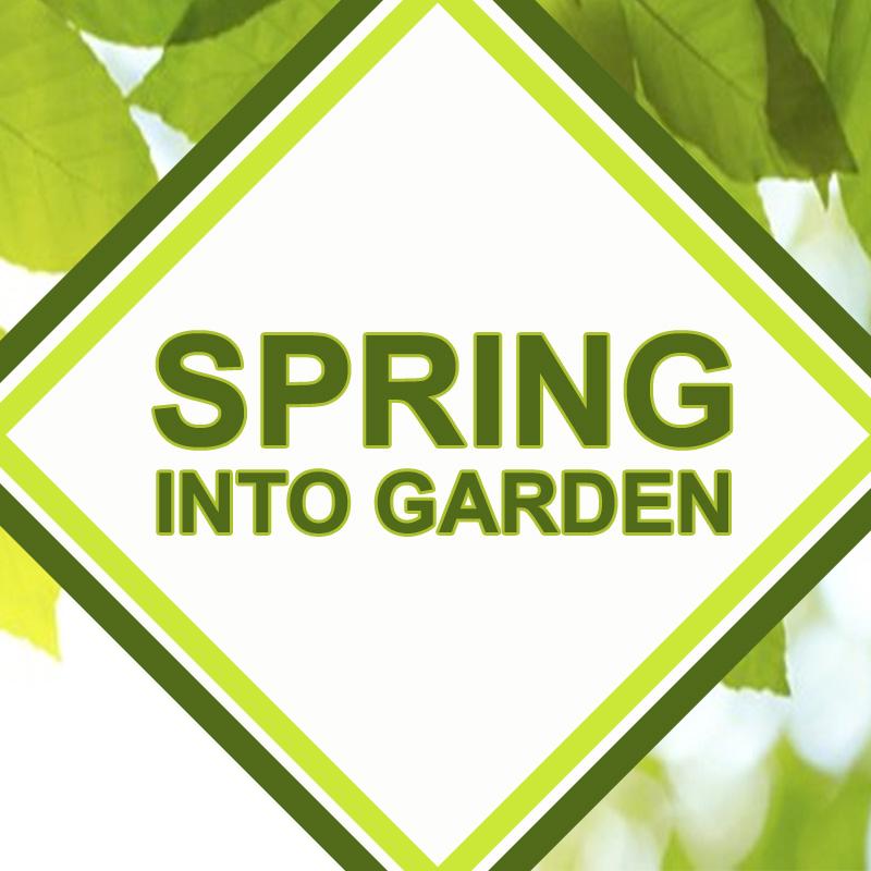 Spring Into Garden