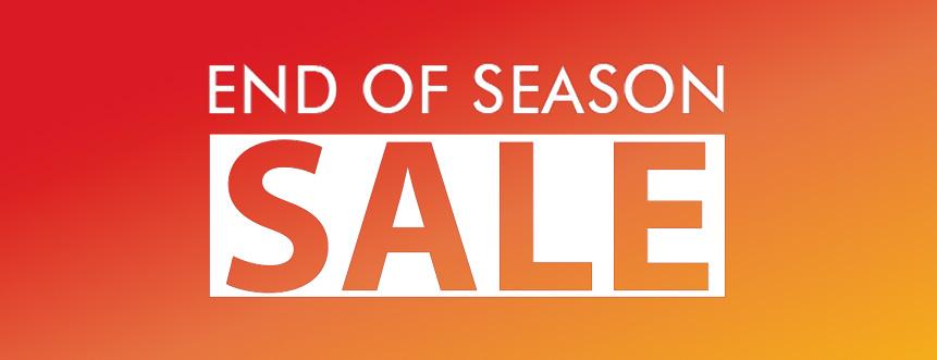 Buyaparcel End Of Season Sale